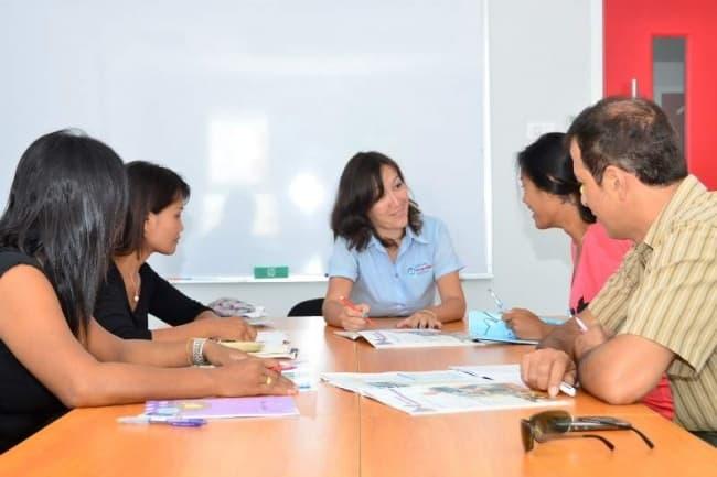 Patong Language School тайский язык курсы