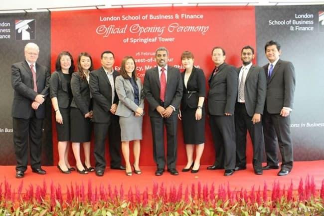 LSBF в Сингапуре