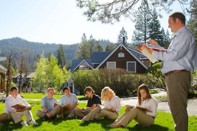 Образование в США в Squaw Valley Academy