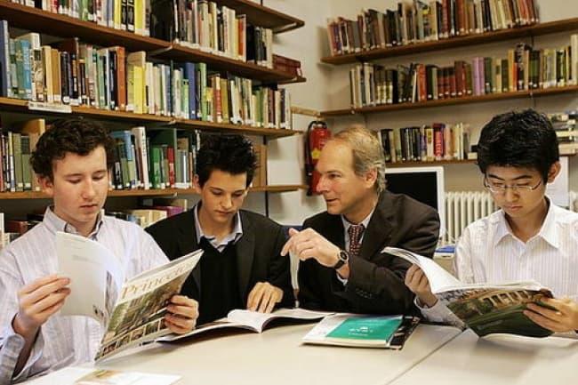 Курсы немецкого языка в Австрии в The American International School