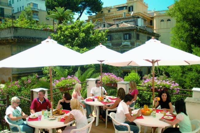 Обучение итальянскому языку в Риме в школе DILIT International House