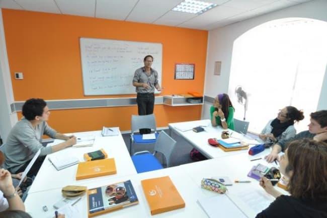 Курсы английского на Мальте в школе ЕС