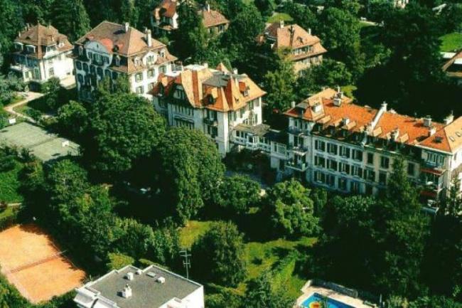 College International Brillanmont в Швейцарии среднее образование