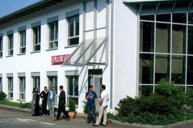 Sprachreisen Düsseldorf школа немецкого языка