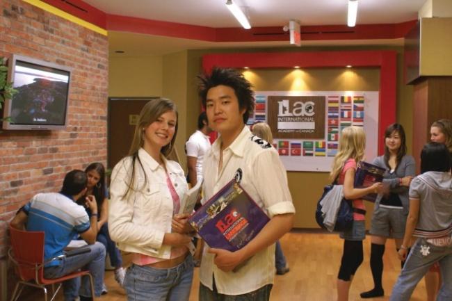ILAC школа английского языка в Канаде
