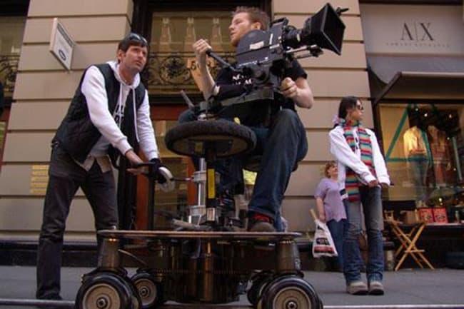 Курсы кинорежиссёров в Англии на базе Met Film School