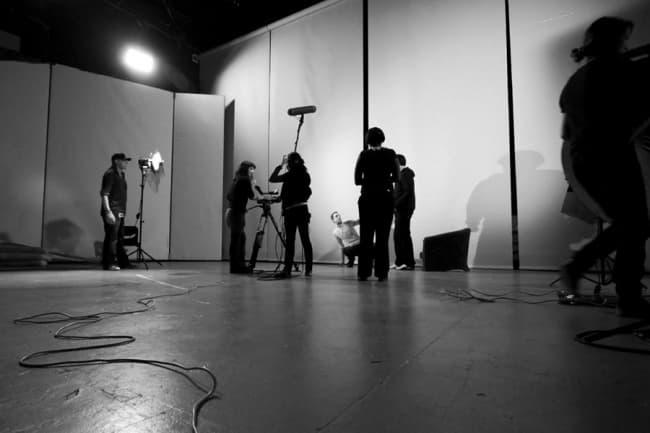 Курсы и школа кинематогрофа в Лондоне Met Film School