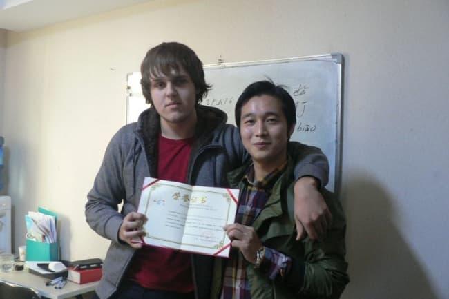 Изучение китайского языка в Пекине Live the Language