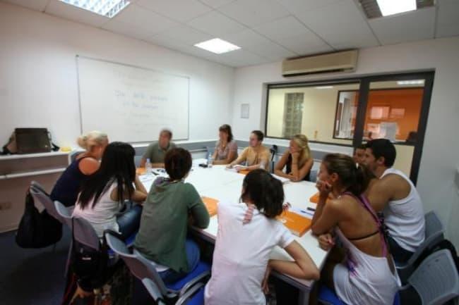 Английский язык курсы на Мальте