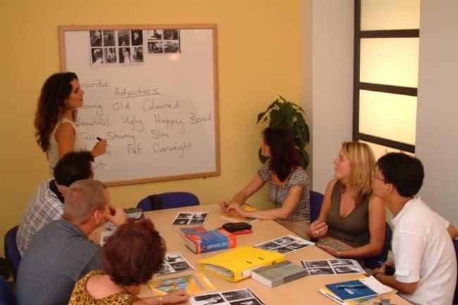 ESE Мальта английский язык курсы