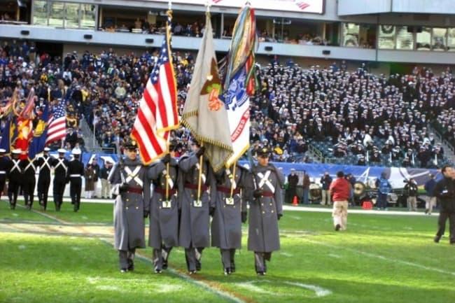 США Army and Navy Academy изучение английского языка