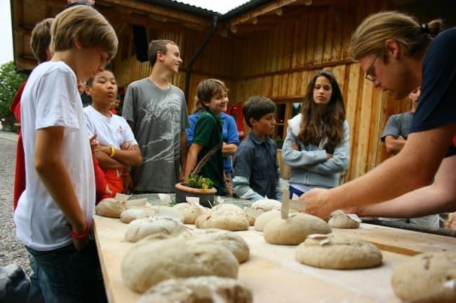 Немецкий язык в Австрии в школе Village Camps