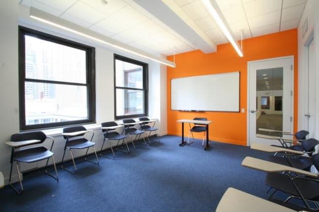 Курсы английского языка в в школах EC в США