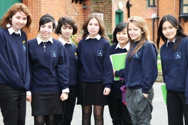 Курсы английского языка в Alexander's International School