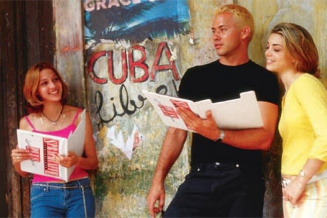 Испанская школа Sprachcaffe на Кубе