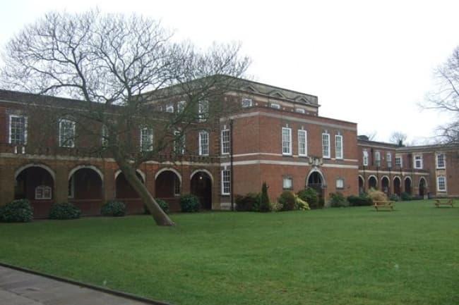 The Royal Russel School Великобритания