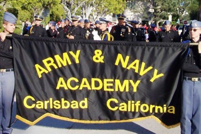 Army and Navy Academy в США