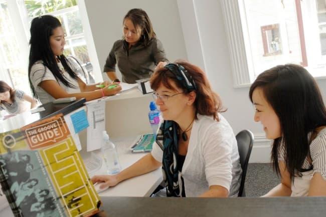 Английский язык Новая Зеландия курсы Languages International