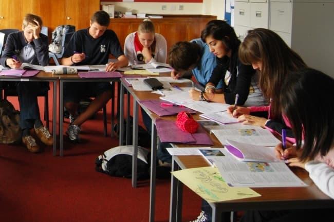 Edinburgh School of English изучение английского языка на уроках в школе