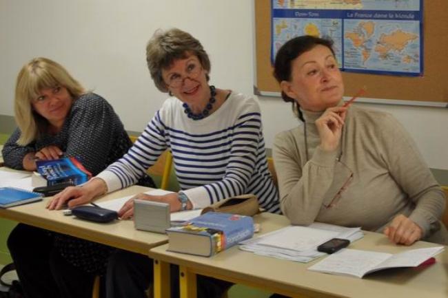 Centre International D'Antibes курсы французского во Франции