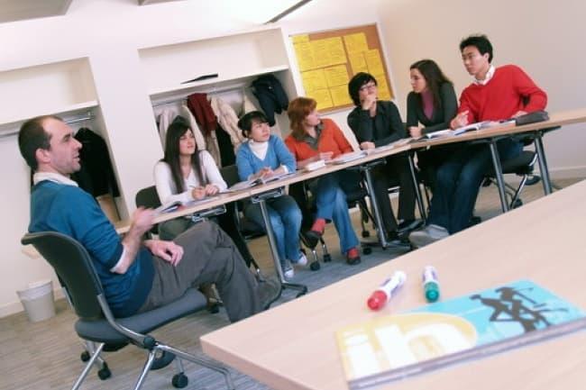 International House группы английского языка