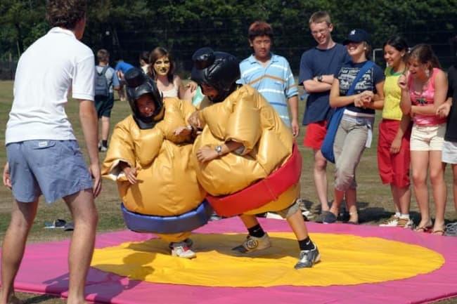 Школа Anglo-Continental занятия спортом