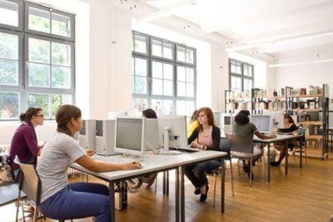 Goethe-Institut компьютерный класс