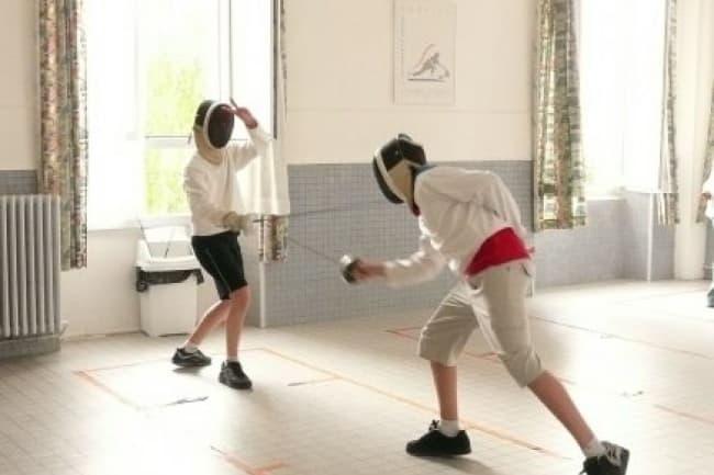 Летний лагерь C.I.L.S. во Франции занятия спортом