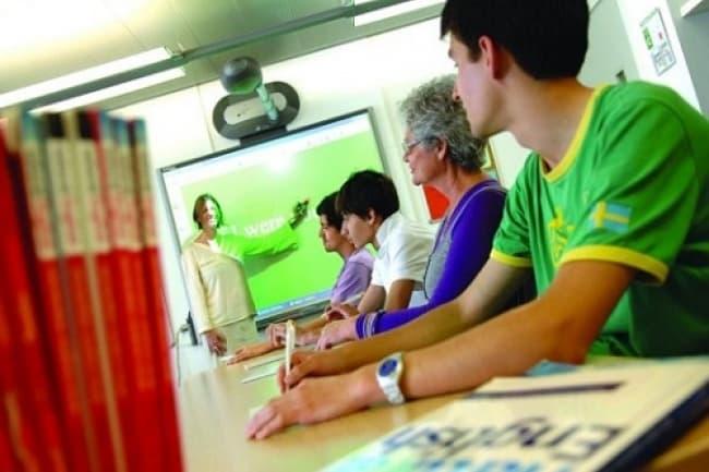 International House групповые занятия английским языком