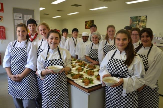 Mercedes College среднее образование в Австралии
