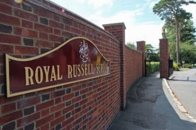 The Royal Russel School Англия