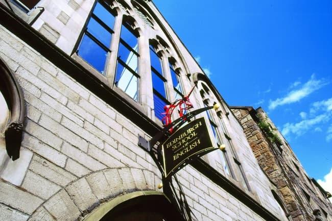Edinburgh School of English изучение английского в Шотландии