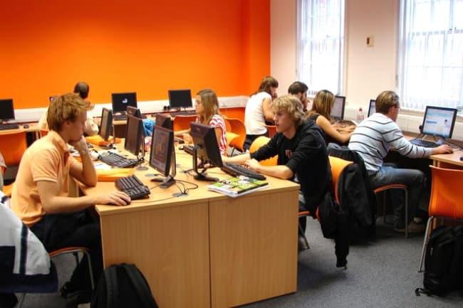 EC cambridge школа английского языка