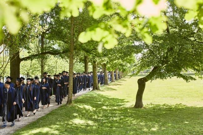 Jacobs University в Германии выпускники