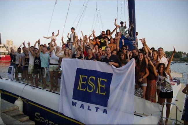 Обучение английскому языку на Мальте в школе ESE