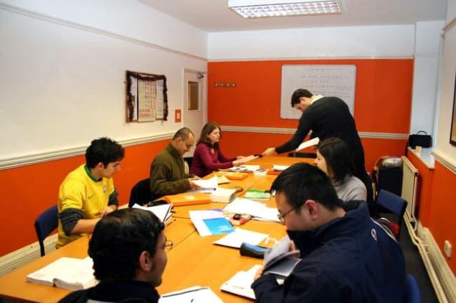 EC cambridge Английский язык в Кембридже курсы