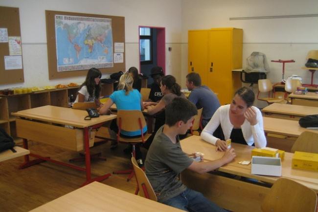 Школа ESL в Швейцарии французский язык