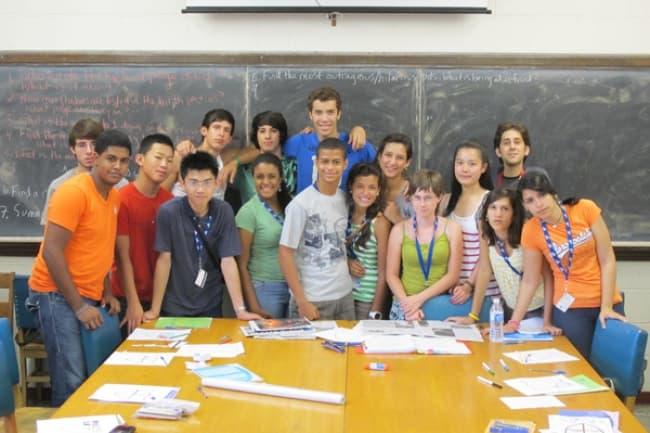 CISS летние каникулы в Канаде