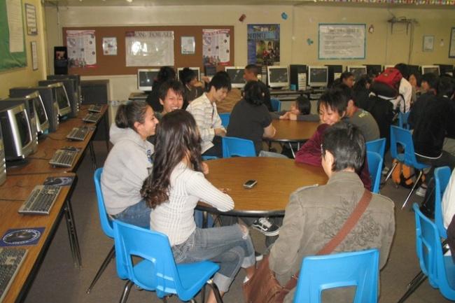 Citrus College курсы английского в Америке