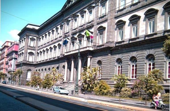 Университет Неаполя