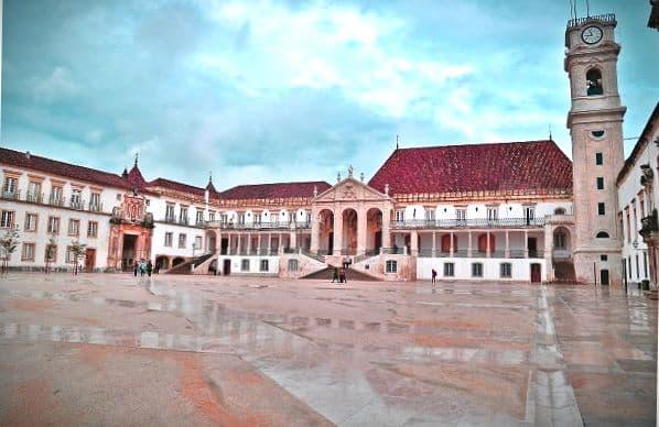 Университет Коимбры