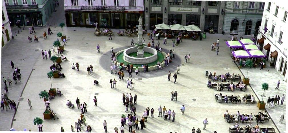 Площадь Братиславы