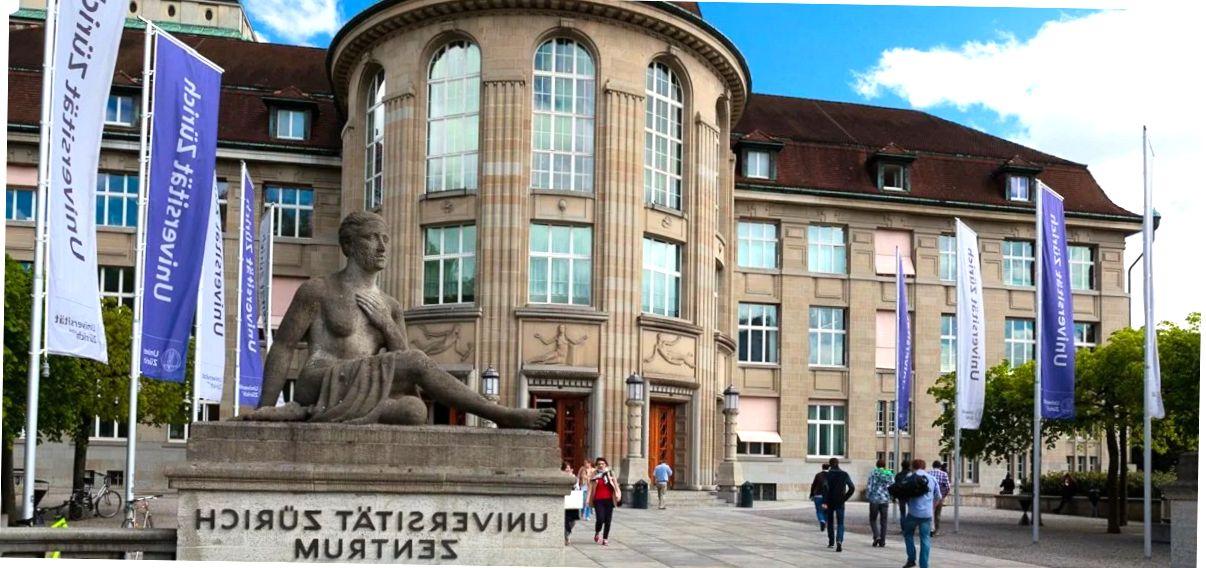 10 причин для обучения за рубежом в Швейцарии в 2020 году