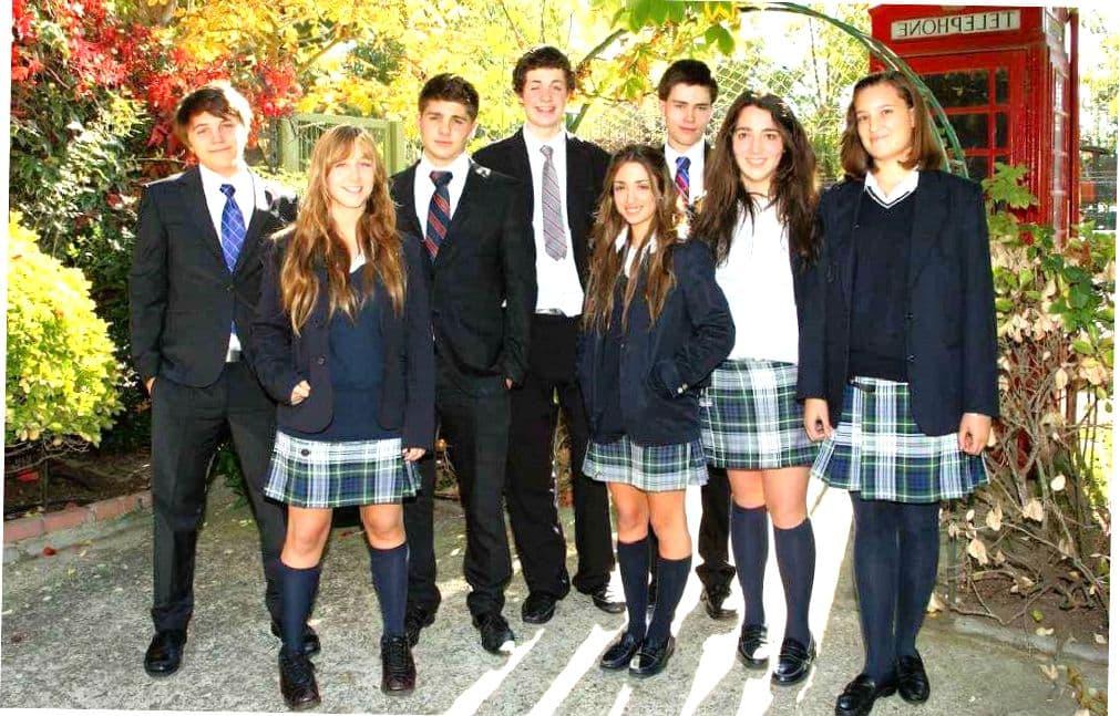 Bachilerato — завершающая ступень обучения в испанских школах, длится 2 года