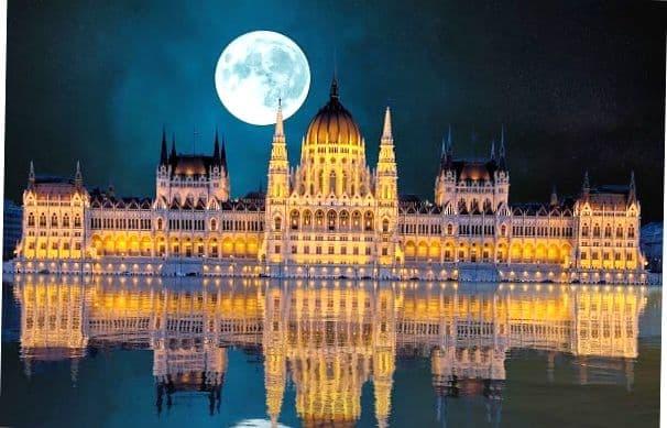 Венгрия.