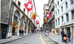 Улицы Швейцарии