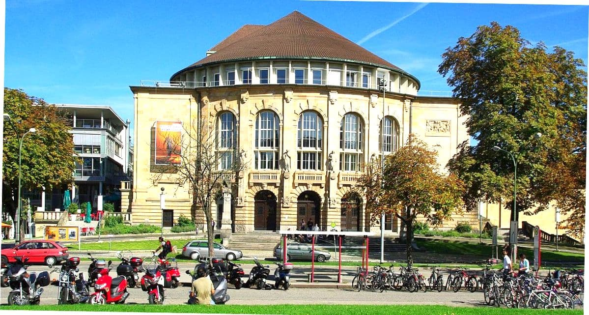 Фрайбургский университет (Германия) учебные программы и стоимость ...