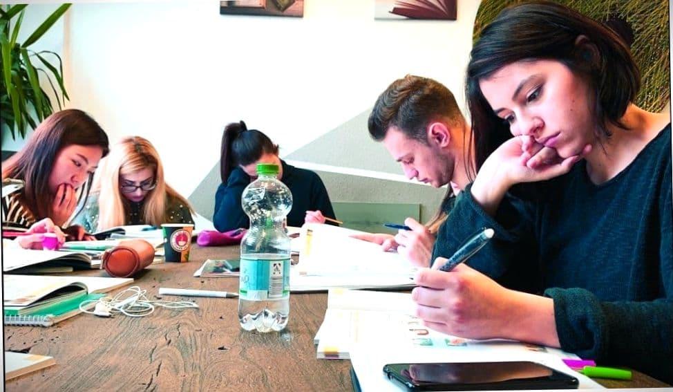 Студенты Штудиенколлег